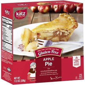 Katz Personal Size Gluten Free Apple Pie