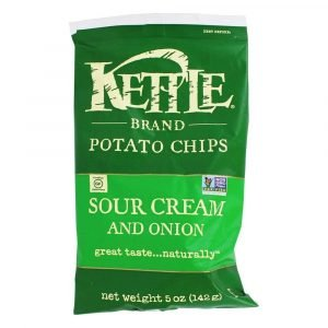 Kettle Sour Cream And Onion Potato Chips