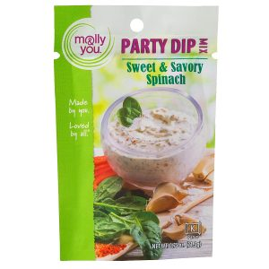 Molly And You Sweet And Savory Spinach Party Dip Mix
