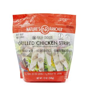 Nature's Rancher Grilled Chicken Strips