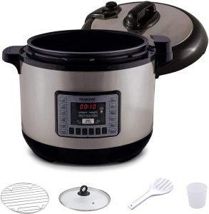 Nuwave Nutri Pot 13qt Pressure Cooker