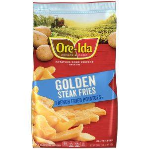 Ore Ida Frozen Golden Steak Fries