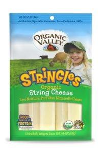 Organic Valley Organic Mozzarella Cheese Sticks