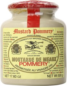 Pommery Meaux Mustard