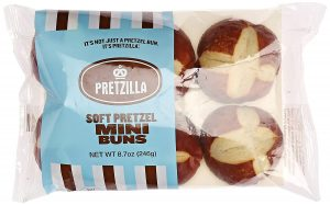 Pretzilla Dinner Roll