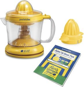 Proctor Silex Alex's Citrus Juicer