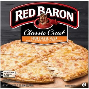 Red Baron Classic Four Cheese Pizza