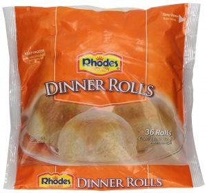 Rhodes Frozen Dinner Rolls