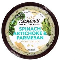 Stone Mill Kitchens, Spinach, Artichoke & Parmesan Dip