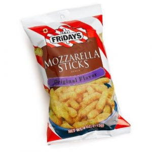 Tgi Fridays Mozzarella Snack Sticks