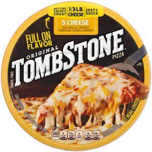 Tombstone Original 5 Cheese Frozen Pizza