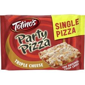 Totino's Three Cheese Frozen Pizza