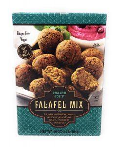 Trader Joe's Gluten Free Falafel