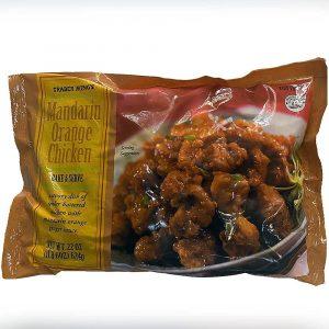 Trader Ming's Mandarin Orange Chicken