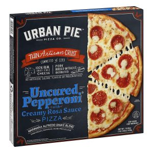 Urban Pie Pepperoni With Creamy Rosa Sauce Pizza