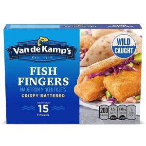 Van De Kamp's Crispy Breaded Fish Tenders