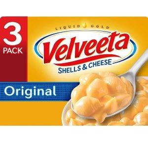 Velveeta Original Shells And Cheese