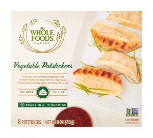 Whole Foods Market Vegetable Pot Stickers