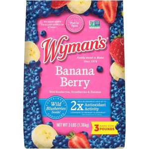 Wyman's Of Maine Banana Berry