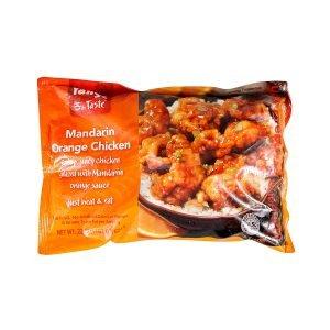 Yangs Mandarin Orange Chicken
