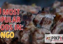 10 Most Popular Foods in Congo