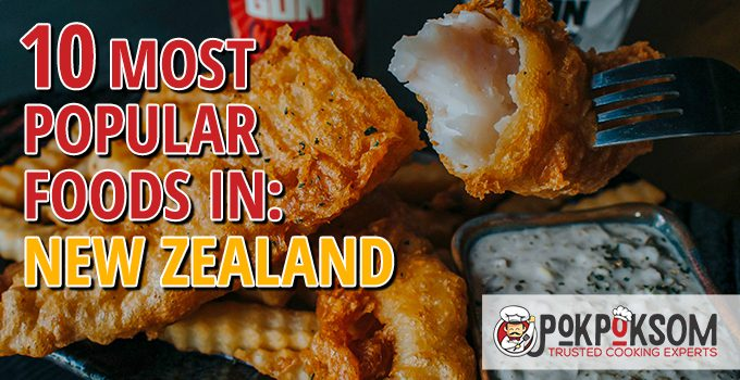 10 Most Popular Foods In New Zealand