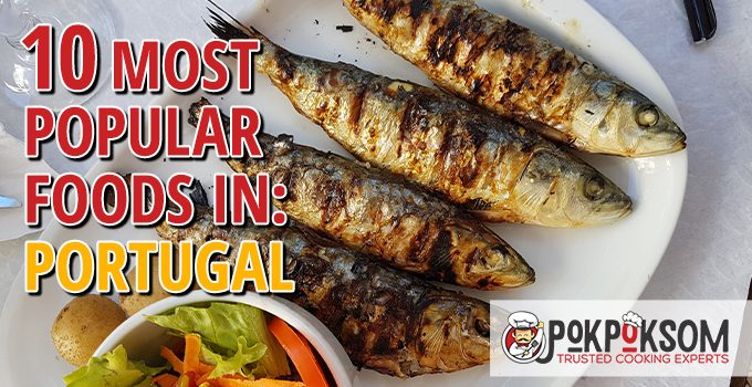 10 Most Popular Foods In Portugal