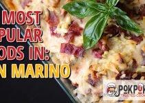 10 Most Popular Foods in San Marino