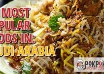 10 Most Popular Foods in Saudi Arabia