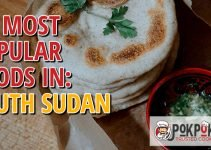 10 Most Popular Foods in South Sudan
