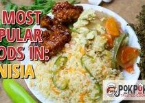 10 Most Popular Foods in Tunisia
