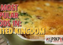 10 Most Popular Foods in The United Kingdom