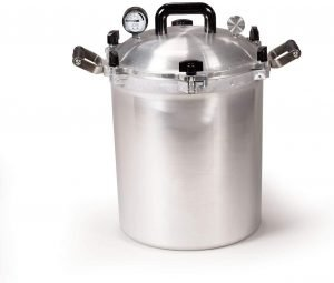 All American 930 Canner Pressure Cooker