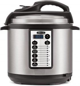 Bella 10 In 1 Multi Use Programmable Pressure Cooker