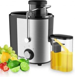 Bagotte Compact Juice Extractor Fruit And Vegetable Juice Machine