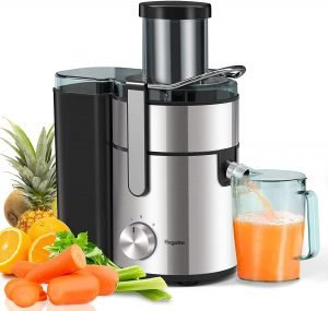 Bagotte Electric Juice Extractor For Whole Fruit And Vegetables