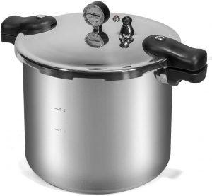 Barton Pressure Canner 22 Quart Capacity Pressure Cooker