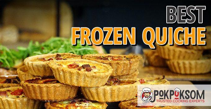 Best Frozen Quiche