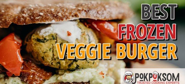 Best Frozen Veggie Burger