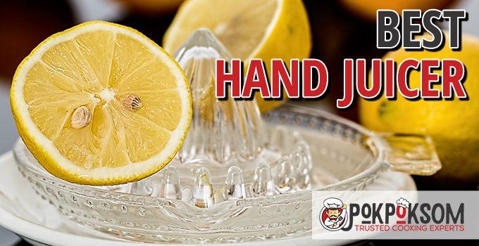 Best Hand Juicer
