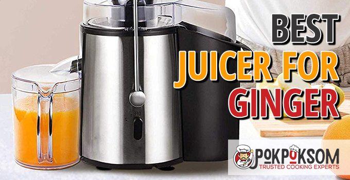Best Juicer For Ginger