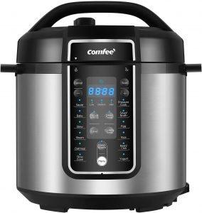 Comfee' 6 Quart Pressure Cooker