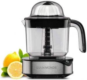 Electric Citrus Juicer Orange Squeezer