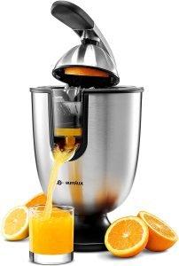 Eurolux Elcj 1700 Electric Citrus Juicer Squeezer