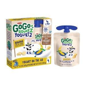 Gogo Squeez Yogurt, Banana