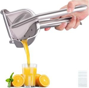 Lemon Squeezer Citrus Juicer Hand Press