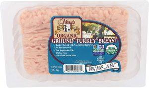 Mary's Turkey Ground Breast Tray