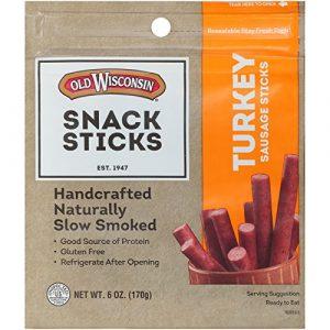Old Wisconsin Turkey Sausage Snack Sticks
