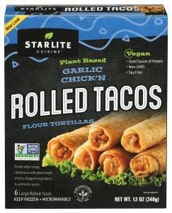 Starlite Tacos Garlic Chicken