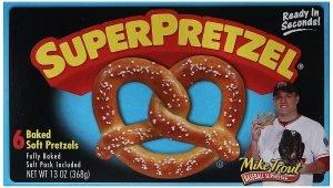 Super Pretzel Soft Pretzels
